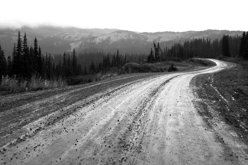Eskay Creek mine-road_01