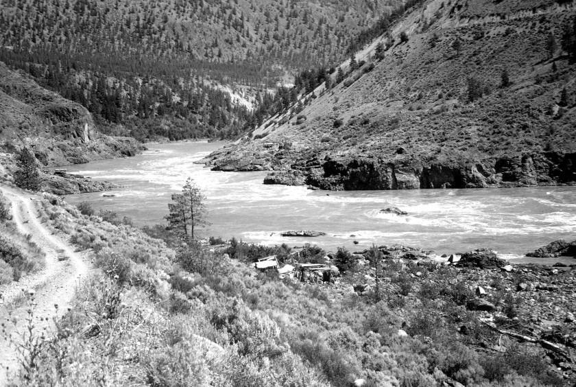Fraser River Near Lillooet_02B