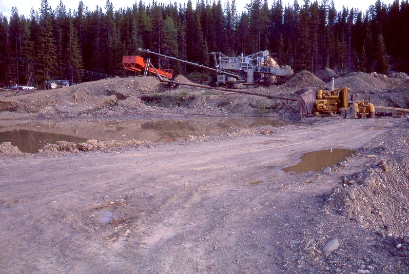 8 Mile Lake Placer Operation-2A